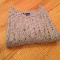 American Eagle Cable Knit Sweater Photo