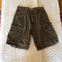 American Eagle Cargo Shorts 28 Photo
