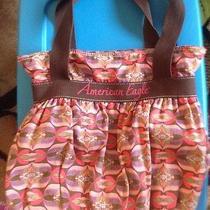 American Eagle Cloth Multi-Colored Bag Photo