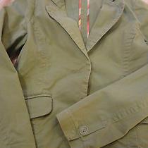 American Eagle Cotton-Stretch Jacket - Size M/m - Eagle-Schmeagle Photo