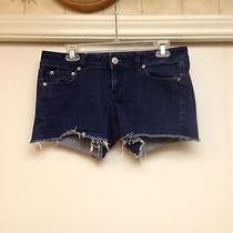 American Eagle Cut Off Shorts Size 10 Photo