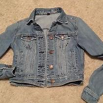 American Eagle Denim Jacket Xs Photo