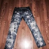 American Eagle Distress Jeans Photo
