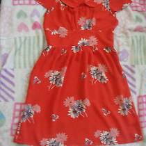 American Eagle Dress Size 2beautiful Bright Colors Brand New Photo
