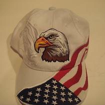 American Eagle / Flag Cap Photo