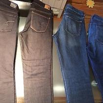 American Eagle/ Gap Jeans Lot Sz 6 and 8 in Excellent Condition Photo