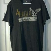 American Eagle Gray Shirt (Xl) Photo