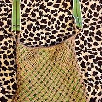 American Eagle Hobo Style Cross Body Purse Handbag Photo