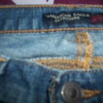 American Eagle Jeans Lowrise Sz 0  9 Photo