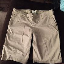 American Eagle Khaki Shorts Photo