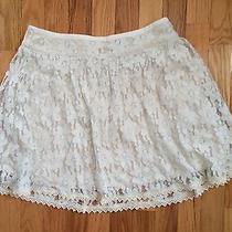 American Eagle Lace Skirt Women's Size 6 Photo