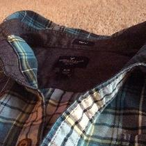 American Eagle Men Dress Shirt Photo