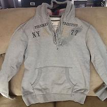 American Eagle Mens Hoodie Sweatshirt Large Photo