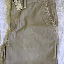 American Eagle Outfitters Man Slim Khaki Pants Photo