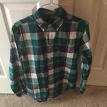 American Eagle Outfitters Men's Size Medium Button Down Ls Shirt Photo