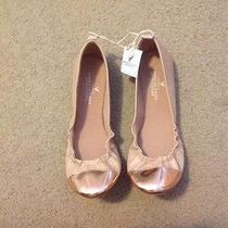 American Eagle Pink Blush Flats New Size 6  Photo