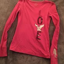 American Eagle Pink Shirt Photo