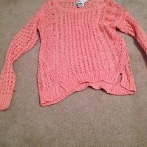 American Eagle Pink Sweater Photo