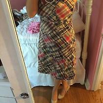 American Eagle Plaid Dress Photo