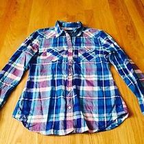 American Eagle Plaid Shirt Photo