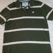 American Eagle Polo Photo