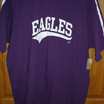 American Eagle Reversible Ss Shirt Size Large New With Tags Photo