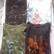 American Eagle Roxy and Hurley Medium T-Shirts Photo