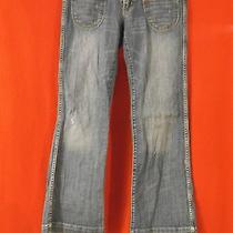 American Eagle Stretch Jeans Sz 8 Reg Photo