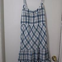 American Eagle Summer Dress Size 10 Like New Photo