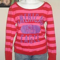 American Eagle Sweatshirt Size Large Photo