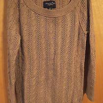 American Eagle Tan Sweater Xs Photo