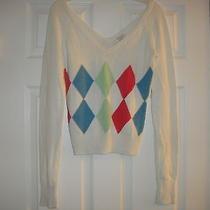American Eagle v-Neck Sweater (M)  Photo
