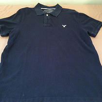 American Eagle Volcom Element Short Sleeve Polo Shirts Size M Size L Lot of 3 Photo