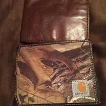American Eagle Wallet and a Carhartt Walltet Photo