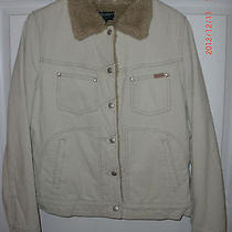 American Eagle Women's Corduroy Jacket (M) New Photo