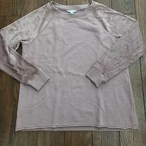 American Eagle Womens Blush Sweatshirt Size S 2 4 Photo