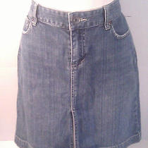 American Eagle Womens Jean Skirt Size 6 Photo