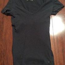 American Eagle Womens v-Neck Tshirt Xs Photo