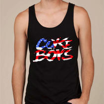 American Flag Coke Boys Tank Top Coke Boys Mans Tank Top Coke Boys Tank Top Tee Photo