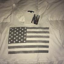 American Flag Tank M Urban Outfitters Photo