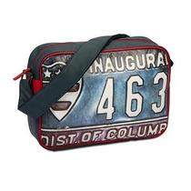 American Licence Plate Shoulder Bag - District of Columbia Photo