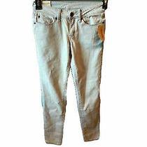 American Rag Cie Juniors Super Skinny Jeans Light Blue Wash Size 1 Photo