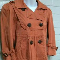 American Rag Cie Peach/melon Jacket Size S Photo
