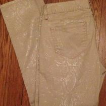 American Rag Cieskinny Jeans Size 7-S Juniors Womens Blush Color Jeanscute  Photo
