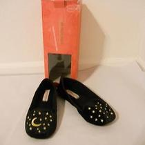 American Rag Cie Starryblk Black Women's Slipper Size 5 269 Photo