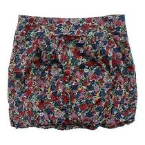 American Rag Floral Skirt Size Jr 7 Photo