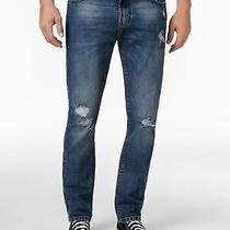 American Rag Mens Blue Stretch Jeans Size 34 X 32 Photo