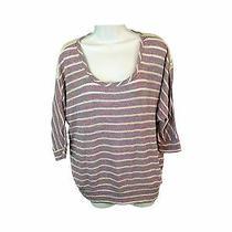 American Rag Nwt Womens 3/4 Sleeve Sweater Shirt Size 1x Photo