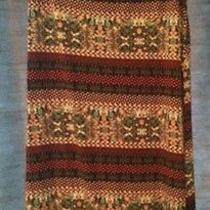American Rag Printed Maxi Skirt Size M Photo