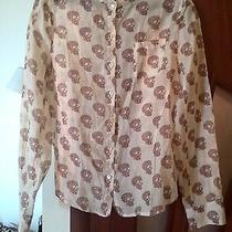 American Retro Skull Cotton Shirt  Acne Thomas Wylde Wrappaper Photo